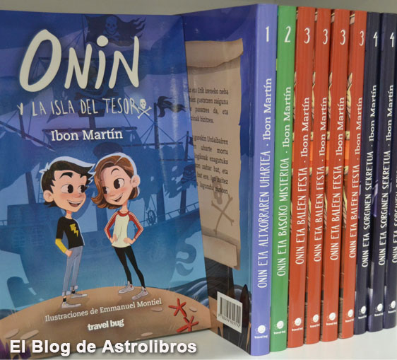 Los mejores libros para leer este verano 2020: Onin de Ibon Martín.