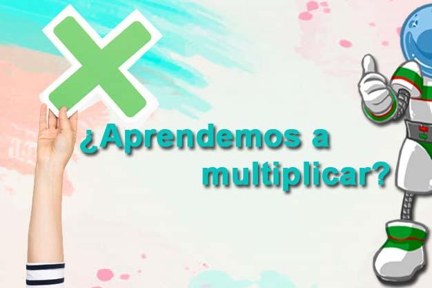 La mejor técnica para aprender las tablas de multiplicar | Astrolibros Vitoria Gasteiz | Librería online