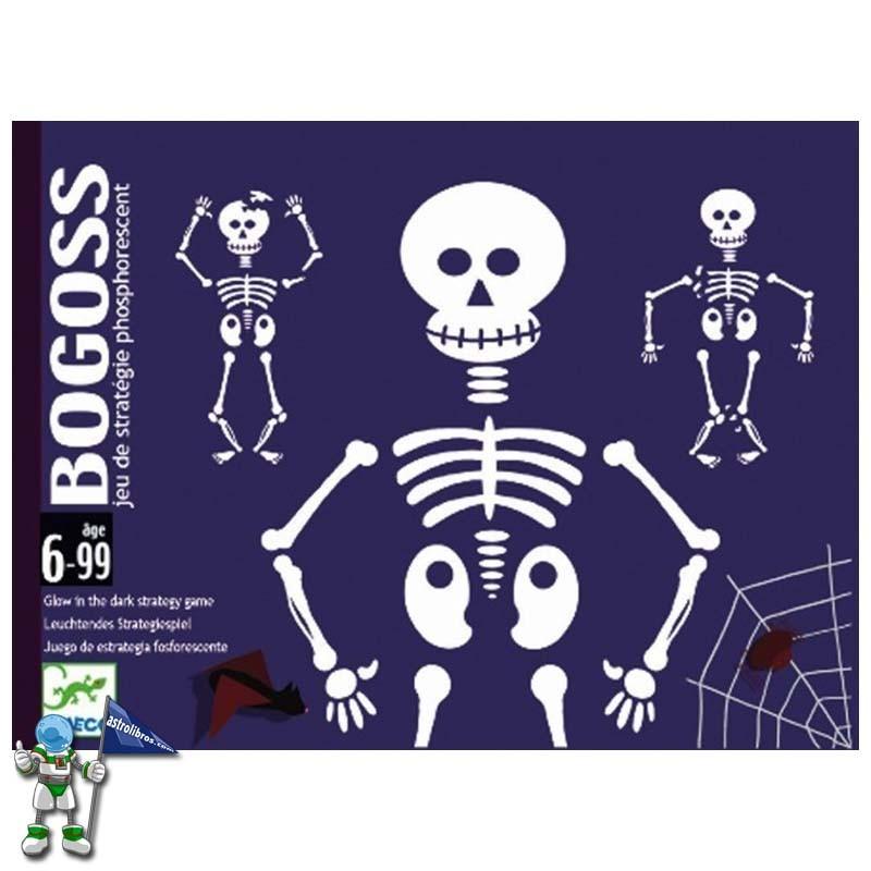 Bogoss DJECO | Juego de cartas 6-99 años | Juegos de cartas en Astrolibros Votiria-Gasteiz | Librería online
