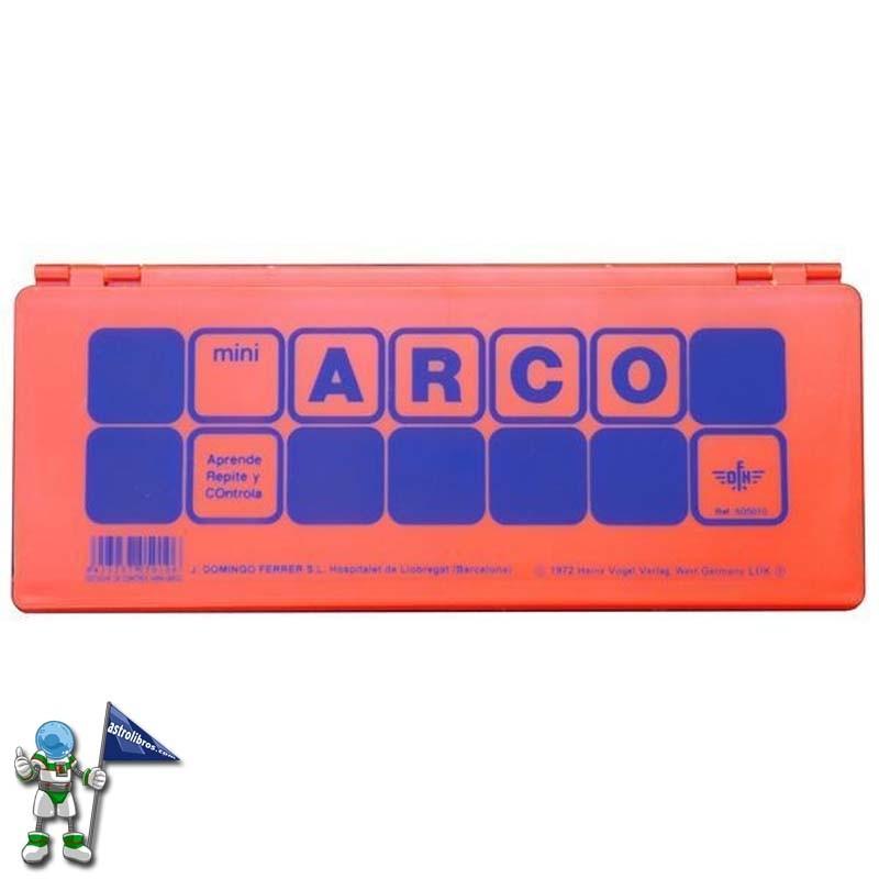 Estuche mi arco | El blog de astrolibros | La mejor fórmula para aprender las tablas de multiplicar | Astrolibros Vitoria-Gasteiz | librería online | Librería infantil y juvenil