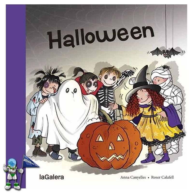 Halloween | LaGalera Letra Cursiva | Tradiciones | Librería online | Astrolibros Vitoria-Gasteiz | Libros de halloween