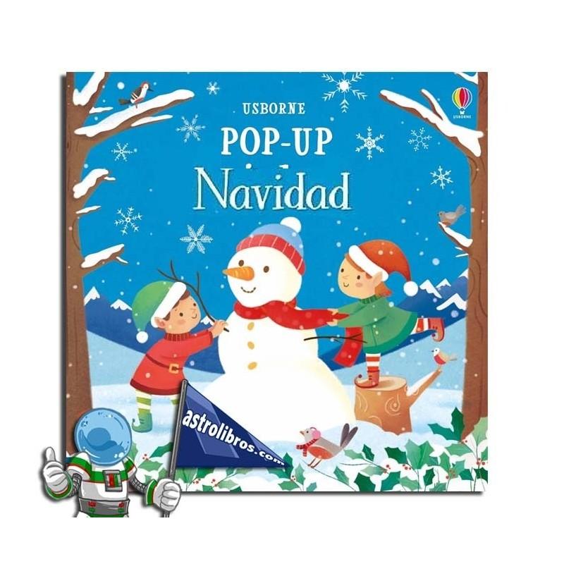 Pop-up Navidad Usborne | | Libros de navidad Usborne | Astrolibros librería infantil Vitoria-gasteiz | Librería online