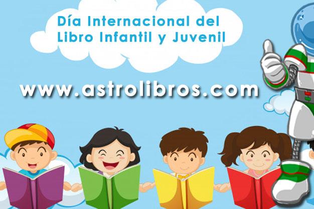 Día Internacional del Libro Infantil y Juvenil, fomentar la literatura desde la infancia para una educación completa desde las librerías infantiles y juveniles Astrolibros de Vitoria-Gasteiz