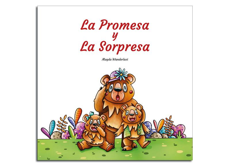 La promesa y la sorpresa, cuento ilustrado infantil. Astrolibros librería especializada infantil en Vitoria