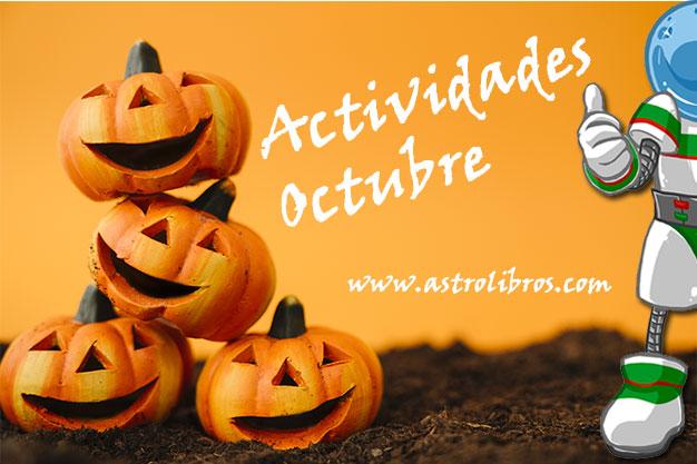 Actividades de Octubre